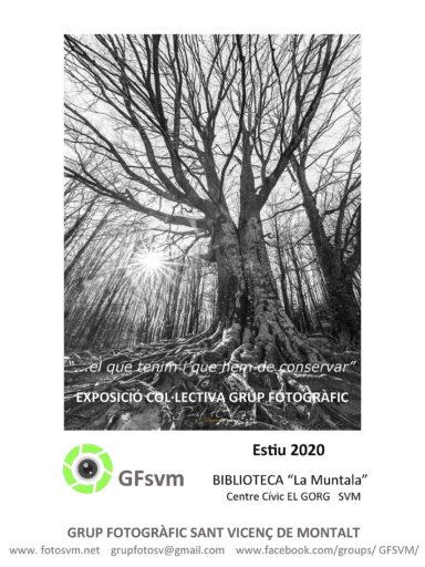Exposiciò Fotografica Socis GFSVM