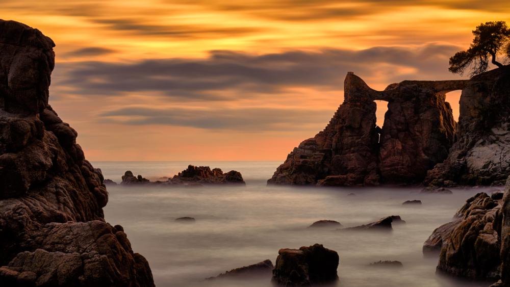 4.-Cala dels frares/Jose Manuel Luna