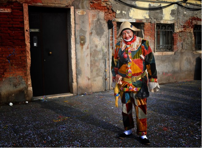 Venècia – Vell arlequí