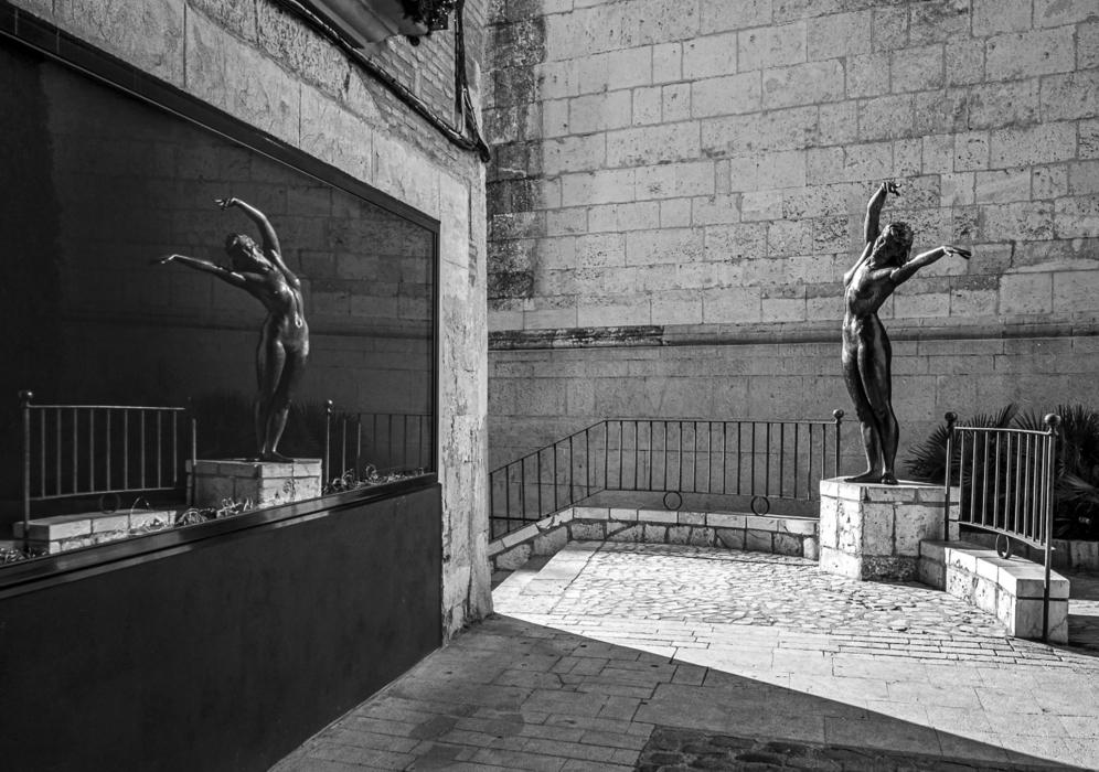 Escultura/Miguel Sanz