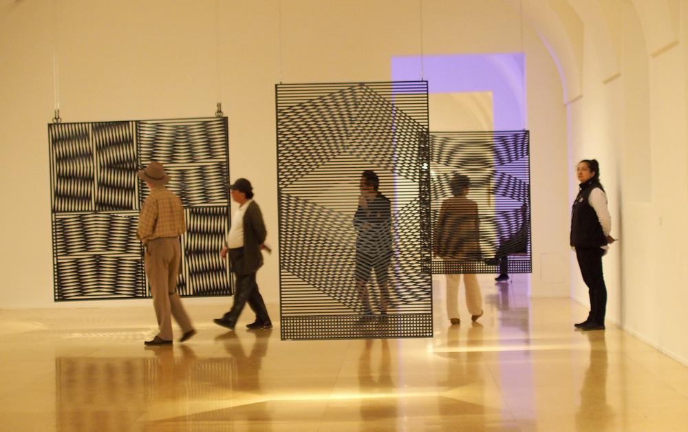 Exposició Eusebi Sempere, Museu Reina Sofia, Madrid